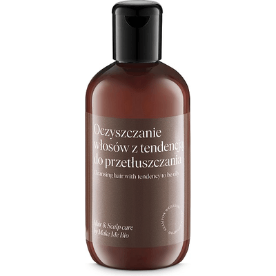 Oczyszczający szampon do włosów przetłuszczających się Make Me Bio