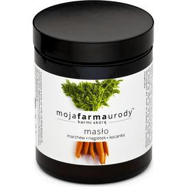 Moja Farma Urody Masło marchewkowo-nagietkowe, 180 ml