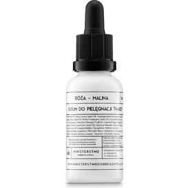 Ministerstwo Dobrego Mydła Serum do pielęgnacji twarzy - Róża z maliną, 30 ml