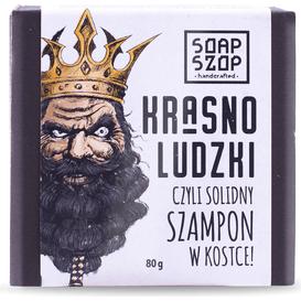 Soap Szop Szampon w kostce - Krasnoludzki, 80 g