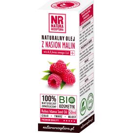 Natura Receptura Naturalny olej z nasion malin