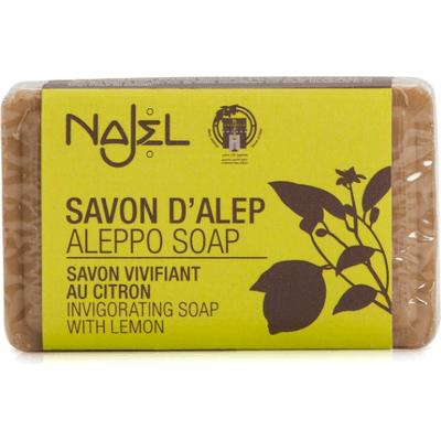 Mydło Aleppo 12% oleju laurowego - Cytryna Najel