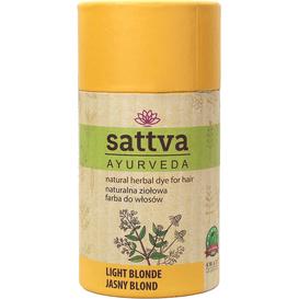 Sattva Ayurveda Henna Jasny blond