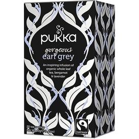 Pukka Herbata Gorgeous Earl Grey, 20 szt.
