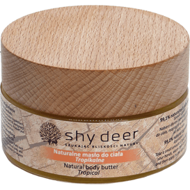 Shy Deer Tropikalne masło do ciała (data ważności: 31.03.2022), 100 ml