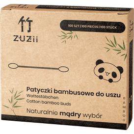 Zuzii Patyczki bambusowe do uszu