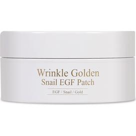 Mizon Wrinkle Golden Snail EGF Patch - hydrożelowe płatki pod oczy ze śluzem ślimaka 60 szt.