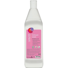 Sonett Ekologiczne mleczko czyszczące do szorowania, 500 ml
