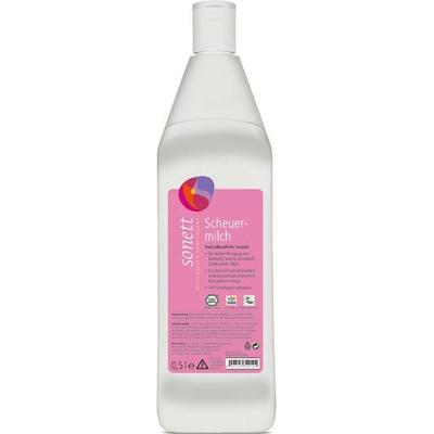 Ekologiczne mleczko czyszczące do szorowania Sonett