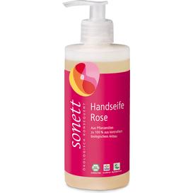 Sonett Ekologiczne mydło różane w płynie, 300 ml