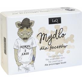 LAQ Mydło w kostce dla facetów - Dzikus z lasu