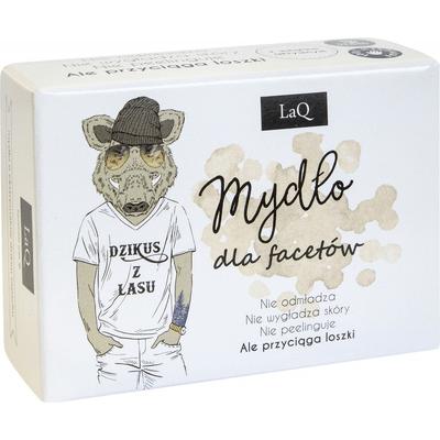 Mydło w kostce dla facetów - Dzikus z lasu LAQ