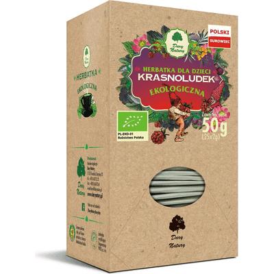 Herbatka dla dzieci - Krasnoludek Dary Natury