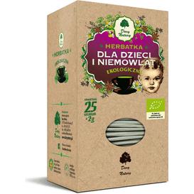 Dary Natury Herbatka dla dzieci i niemowląt, 25 szt.