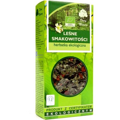 Herbata - Leśne smakowitości Dary Natury