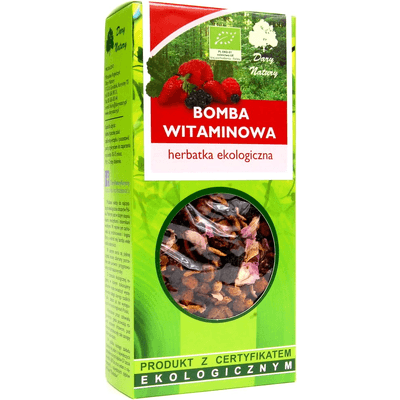 Herbata - Bomba witaminowa Dary Natury