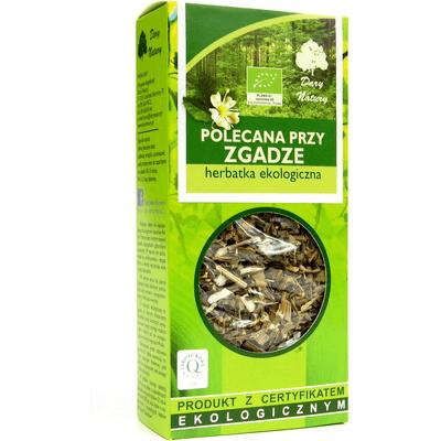 Herbata na zgagę Dary Natury