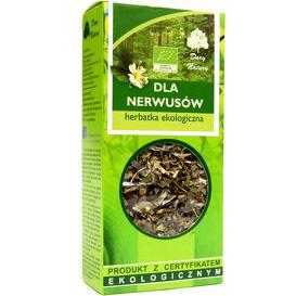 Dary Natury Herbata dla nerwusów