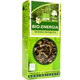 Dary Natury Herbata Bio-Energia, 50 g
