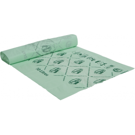 BioBag Biodegradowalne worki na odpady organiczne 10L, 25 szt.