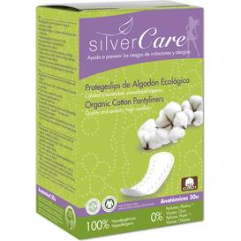 Masmi Wkładki higieniczne o anatomicznym kształcie - Silver Care, 30 szt.