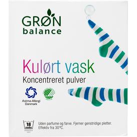 Gron Balance Skoncentrowany proszek do prania tkanin kolorowych