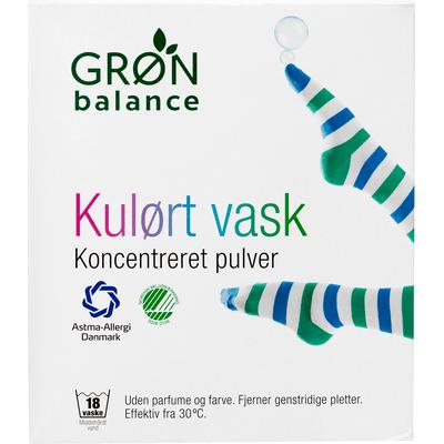 Skoncentrowany proszek do prania tkanin kolorowych Gron Balance
