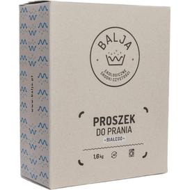 Balja Proszek do prania białego, 1.6 kg