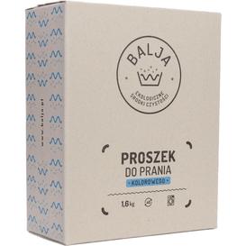 Balja Proszek do prania kolorowego, 1.6 kg