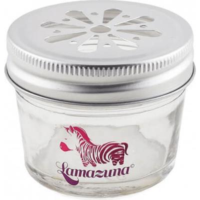 Słoiczek do przechowywania kosmetyków w kostce Lamazuna