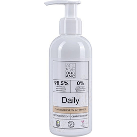 Derma Active Organic - Płyn do higieny intymnej - Daily, 200 ml