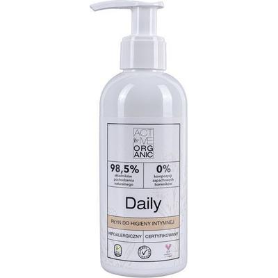 Active Organic - Płyn do higieny intymnej - Daily Derma
