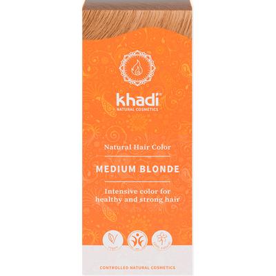 Henna naturalna - Średni blond Khadi