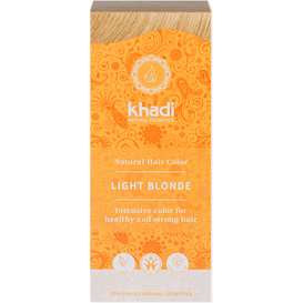 Khadi Henna naturalna - Jasny blond