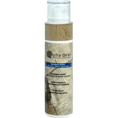 Kompres-krem dla skóry dłoni i paznokci Shy Deer
