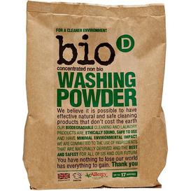 Produkty less waste Skoncentrowany, hipoalergiczny proszek do prania