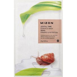 Mizon Joyful Time Essence - Maseczka z filtratem śluzu ślimaka