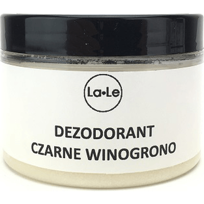 Dezodorant - Czarne winogrono La-Le Kosmetyki