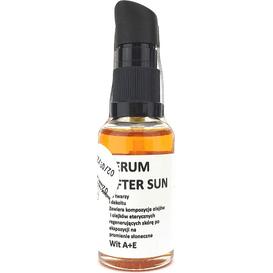 La-Le Kosmetyki Serum do twarzy i dekoltu - After sun, 30 ml