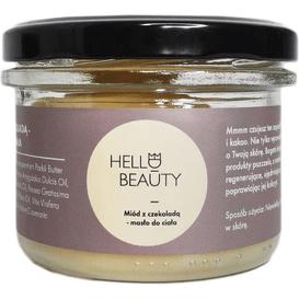 Lullalove Masło do ciała - Czekolada z miodem, 140 g