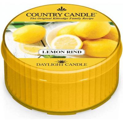 Świeca zapachowa: Skórka Cytrynowa (Lemon Rind) Kringle Candle