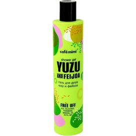 Cafe Mimi Żel pod prysznic - Yuzu i feijoa, 300 ml