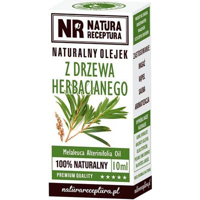 Naturalny olejek z drzewa herbacianego Natura Receptura