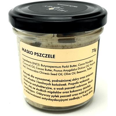 Masło pszczele do twarzy i ciała z propolisem Lullalove