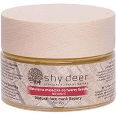 Naturalna maseczka do twarzy - Beauty Shy Deer