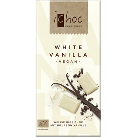 Ichoc Biała czekolada z wanilią