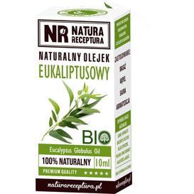 Natura Receptura Naturalny olejek eukaliptusowy, 10 ml