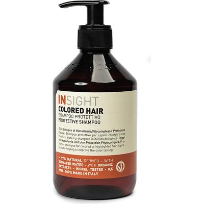 Colored hair - Szampon ochronny - Protective shampoo Insight