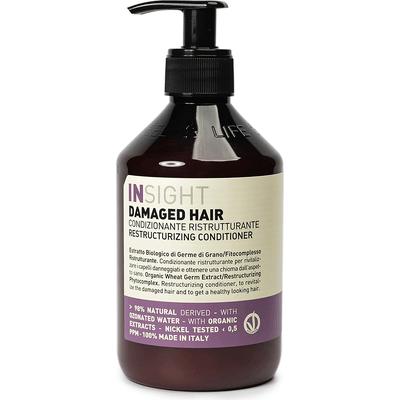 Damaged hair - Odżywka rekstrukturyzująca - Restructurizing conditioner Insight