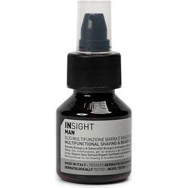 Insight Man - Multifunkcyjny olejek do golenia i pielęgnacji brody - Multifunctional beard & shaving oil, 50 ml